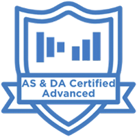 AS & DA Certified: Advanced