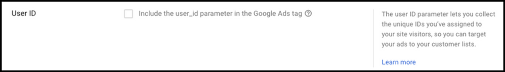 Include user_id parameter in Google Ads tag.png