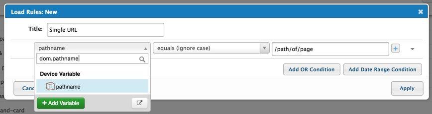 single url loadrule.jpg