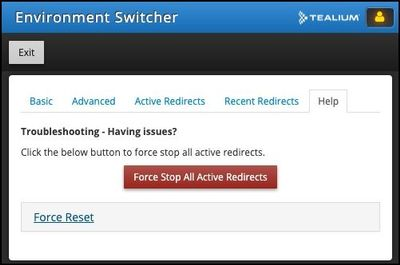 Tealium Tools_Environment Switcher_Help Tab_Force Stop All Active Redirects.jpg