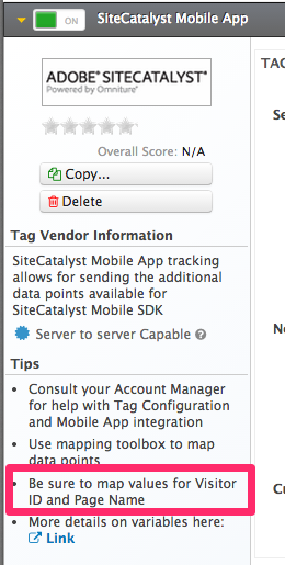 How to set up visitor stitching for Adobe Analytics (SiteCatalyst