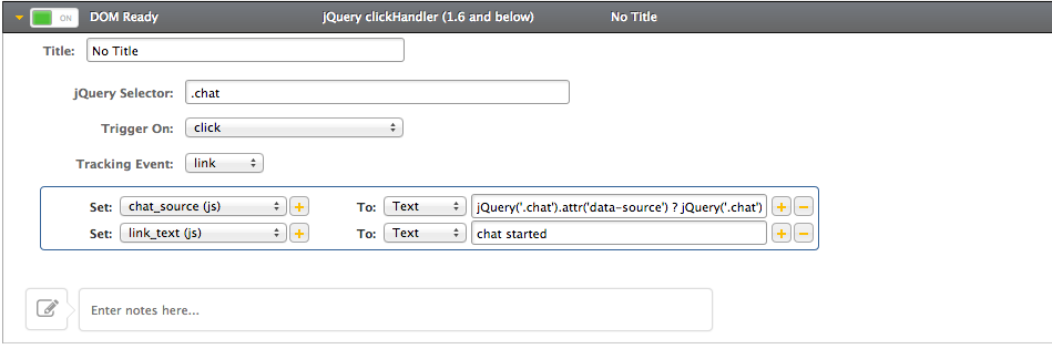 Solved: How to track on click events with Tealium jQuery o