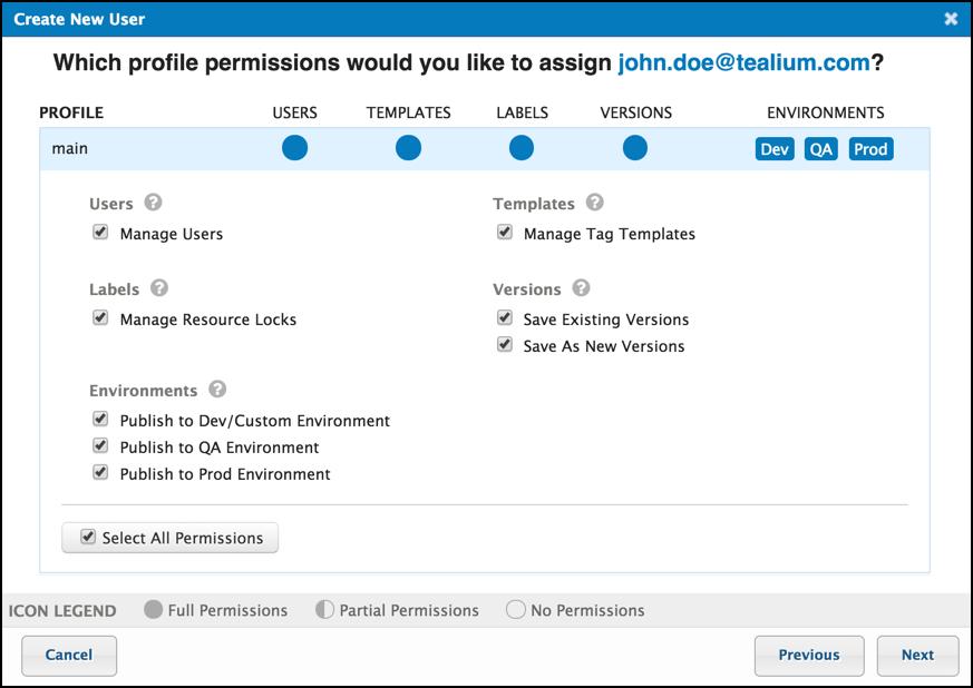TiQ User Permissions Create New User Profile Permissions.png