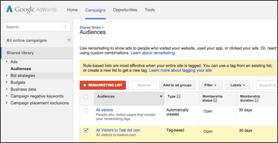 Verify the Segment in Google AdWords.jpg