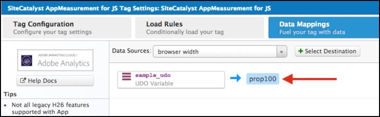 SiteCatalyst AppMeasurement for JS Tag Settings.jpg