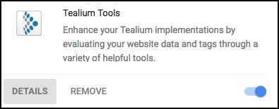 Tealium Tools Extension_Remove from Chrome.jpg