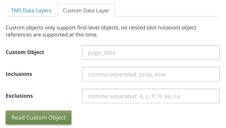 Tealium Tools: Data Layer Identifier - Tealium Learning Center