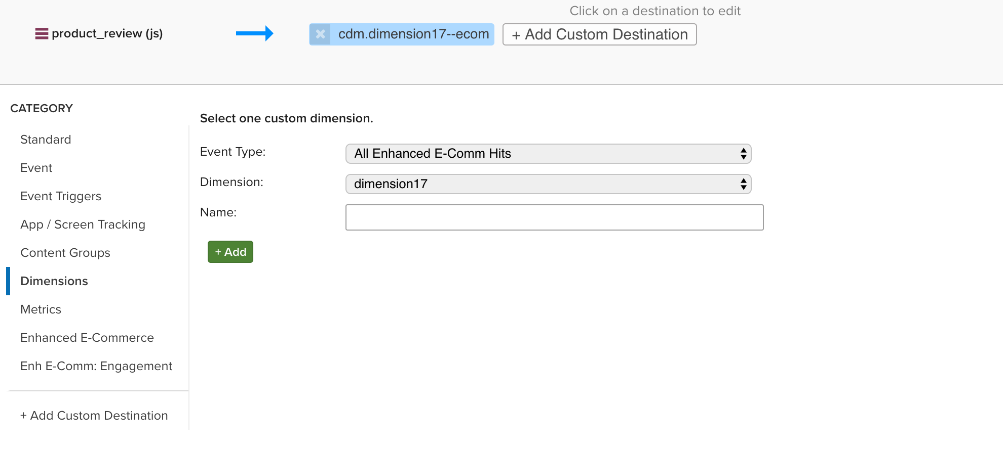 Google Analytics (gtag) and product level custom d