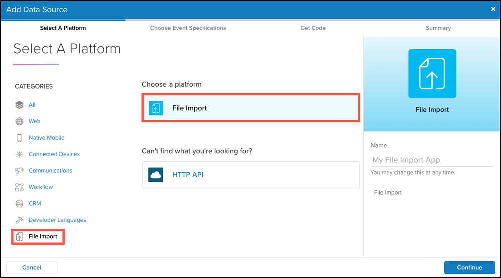WhiteUI_SelectAPlatform_FileImport.png
