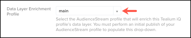 WhiteUI_DataLayerEnrichment_SelectDataLayerEnrichmentProfile.png