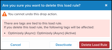 WhiteUI_TiQ_Delete Load Rule Tied to Tags.png