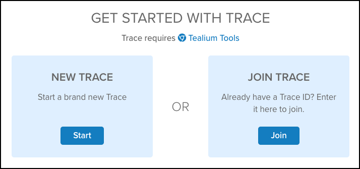 How to Use Trace - Universal Data Hub - Tealium Learning Community