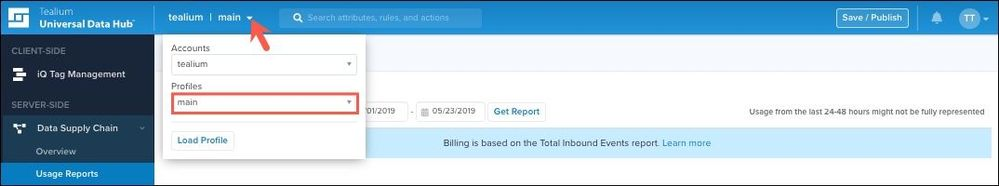WhiteUI_DataAccess_Usage Reports_Change Profile.jpg
