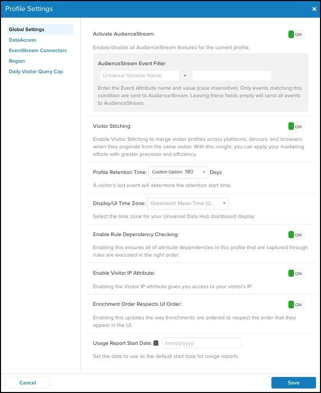 WhiteUH_Managing User Permssions in UDH_View Your Profile Settings.jpg