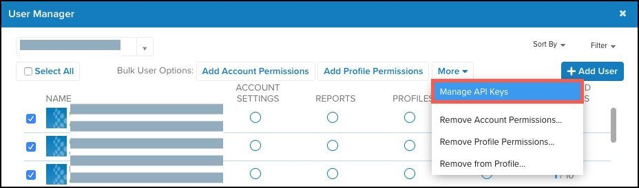 WhiteUI_TiQ_Managing and Generating API Keys_Admin Select Users.jpg