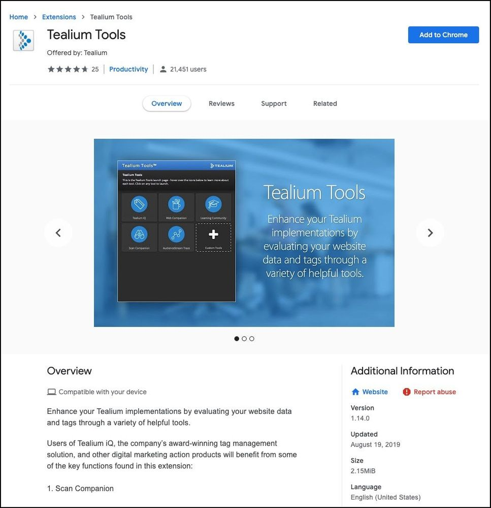 Tealium Tools_Chrome Download Page.jpg