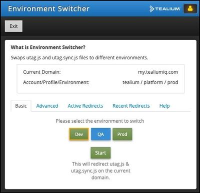 Tealium Tools_Environment Switcher_Basic Tab.jpg
