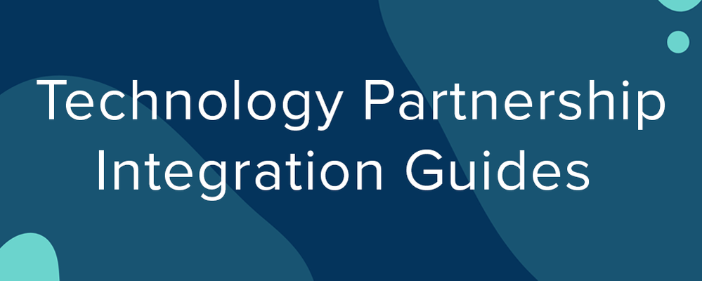 New! Enablement Guides for Technology Partners